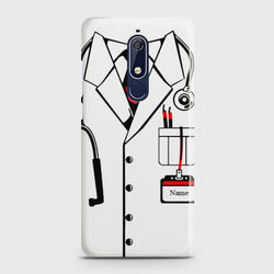 Nokia 5.1 Doctor Costume Case