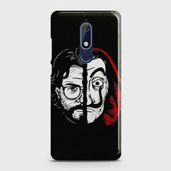 Nokia 5.1 MONEY HEIST PROFESSOR Case