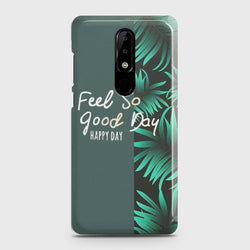 Nokia 5.1 Plus (Nokia X5) Feel So Good Case