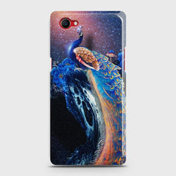 Oppo F7 Youth Peacock Diamond Embroidery Case