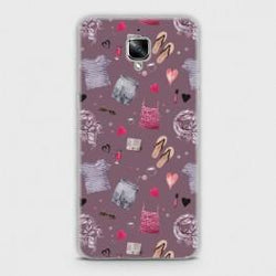 ONEPLUS 3/3T Casual Summer Fashion Design Case