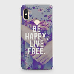 XIAOMI MI A2 LITE (REDMI 6 PRO)  img Be Happy Case