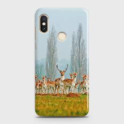 XIAOMI MI A2 LITE (REDMI 6 PRO) Wildlife Nature Case