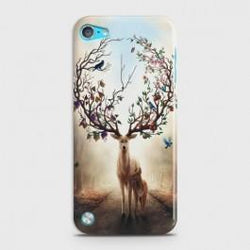 IPOD TOUCH 5 Blessed Deer Case