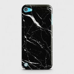 IPOD TOUCH 5 Trendy Black Marble Case
