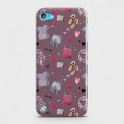 IPOD TOUCH 5 Casual Summer Fashion Design Case