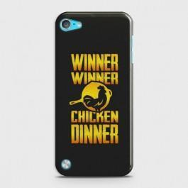 IPOD TOUCH 5 PUBG Chicken Dinner Case