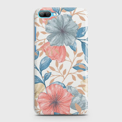 Huawei Honor 10 Seamless Flower Case
