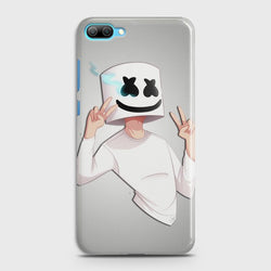 Huawei Honor 10 Marshmello Face Case