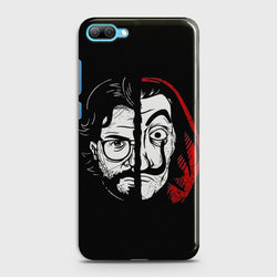 Huawei Honor 10 MONEY HEIST PROFESSOR Case