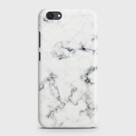 VIVO Y81I White Liquid Marble Case