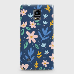 SAMSUNG GALAXY NOTE EDGE Colorful Flowers Case