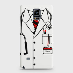 SAMSUNG GALAXY NOTE EDGE Doctor Costume Case