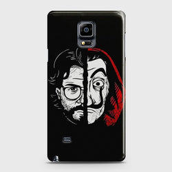 SAMSUNG GALAXY NOTE EDGE MONEY HEIST PROFESSOR Case