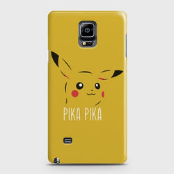 SAMSUNG GALAXY NOTE EDGE Pikachu Case