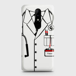 Nokia 3.1 Plus Doctor Costume Case