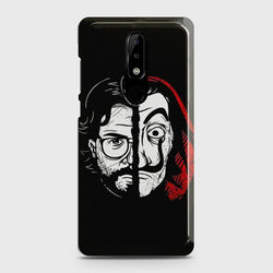 Nokia 3.1 Plus MONEY HEIST PROFESSOR Case