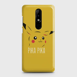 Nokia 3.1 Plus Pikachu Case
