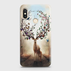 XIAOMI REDMI NOTE 6 PRO Blessed Deer Case