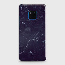 Huawei Mate 20 Pro Royal Blue Marble Case