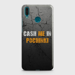 Huawei Honor Play Cash me Case