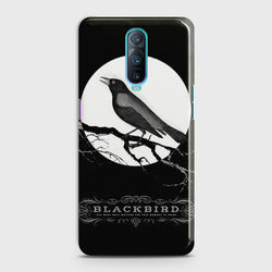 Oppo R17 Pro Rendering Black Bird Case