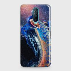 Oppo R17 Pro Peacock Diamond Embroidery Case