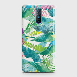 Oppo R17 Pro Retro Palm Leaves Case