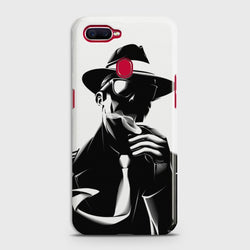 OPPO A7 Cool Gangster Case