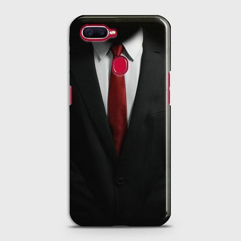 OPPO A7 Hitman Costume Case