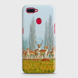 OPPO A7 Wildlife Nature Case