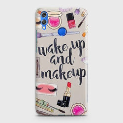 Huawei P Smart 2019 Wakeup N Makeup case
