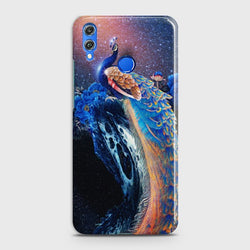 Huawei Honor 10 Lite Peacock Diamond Embroidery Case