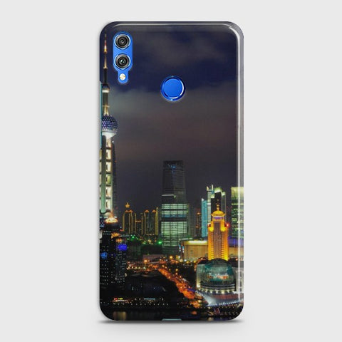 Huawei Honor 10 Lite Modern Architecture Case