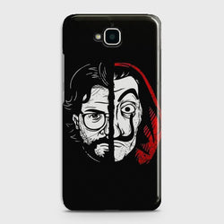 Huawei Y6 Pro 2017 MONEY HEIST PROFESSOR Case