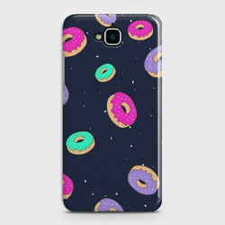 Huawei Y6 Pro 2017 Colorful Donuts Case