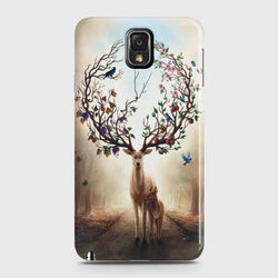 SAMSUNG GALAXY NOTE 3 Blessed Deer Case