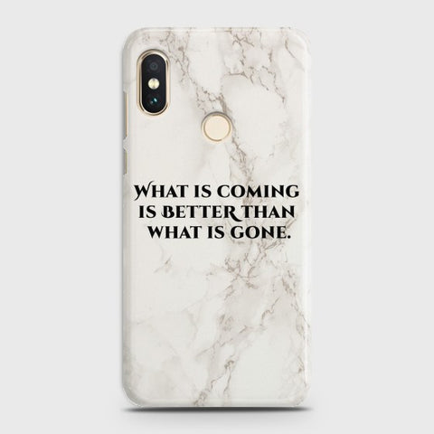 XIAOMI MI 8 What Is Coming Case
