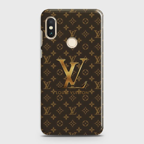 XIAOMI MI 8 Luxury Brand Case