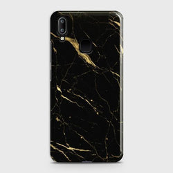 VIVO Y95 Classic Golden Black Marble Case