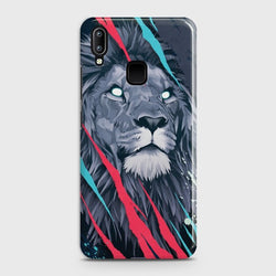 VIVO Y95 Abstract Animated Lion Case