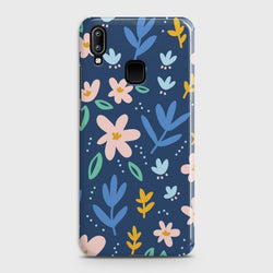 VIVO Y95 Colorful Flowers Case
