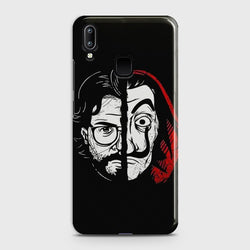 VIVO Y95 MONEY HEIST PROFESSOR Case