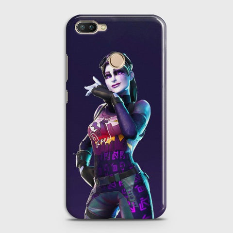 INFINIX HOT 6 PRO Fortnite Lady Warrior Case
