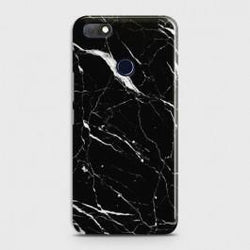 INFINIX NOTE 5 (X604) Trendy Black Marble Case