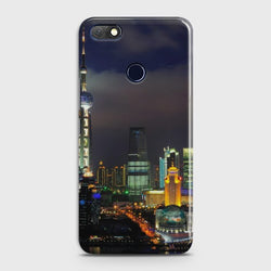 INFINIX NOTE 5 (X604) Modern Architecture Case