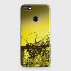 INFINIX NOTE 5 (X604) VIntage Water Glass Case