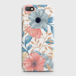INFINIX NOTE 5 (X604) Seamless Flower Case