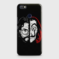 INFINIX NOTE 5 (X604) MONEY HEIST PROFESSOR Case