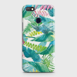 INFINIX NOTE 5 (X604) Retro Palm Leaves Case